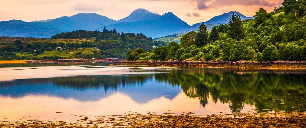 苏格兰美景,山水画卷_图1-18