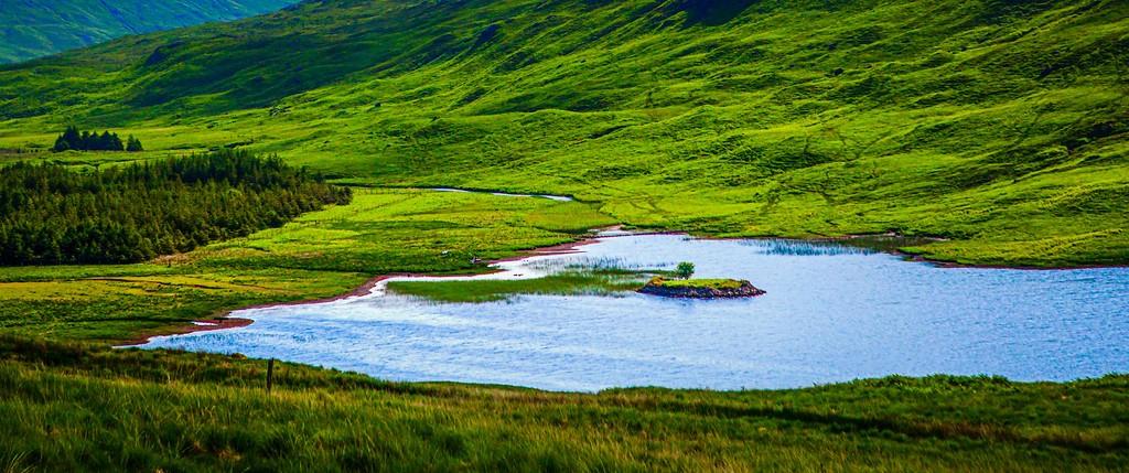 苏格兰美景,山水画卷_图1-17