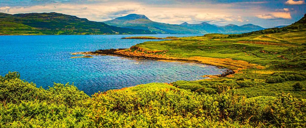 苏格兰美景,山水画卷_图1-20