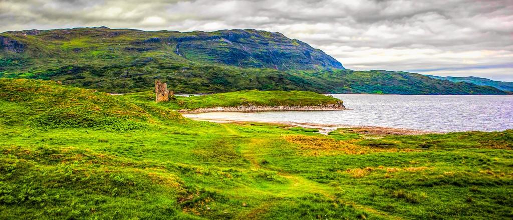 苏格兰美景,山水画卷_图1-24