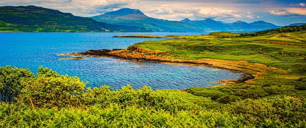苏格兰美景,山水画卷_图1-21
