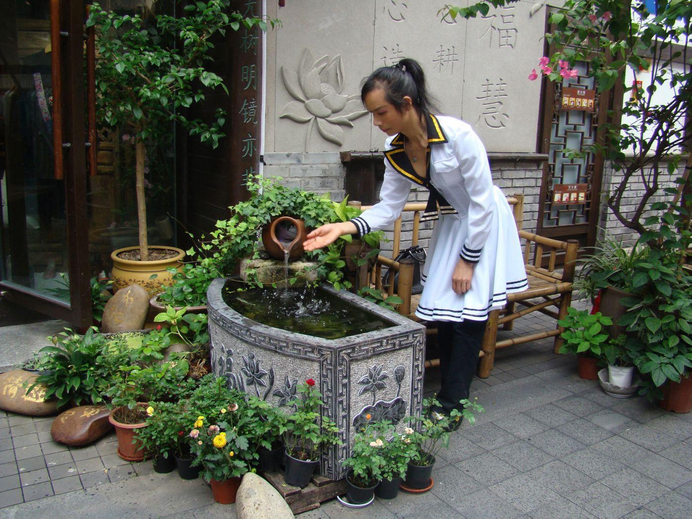 重庆长嘉汇弹子石老街_图1-6