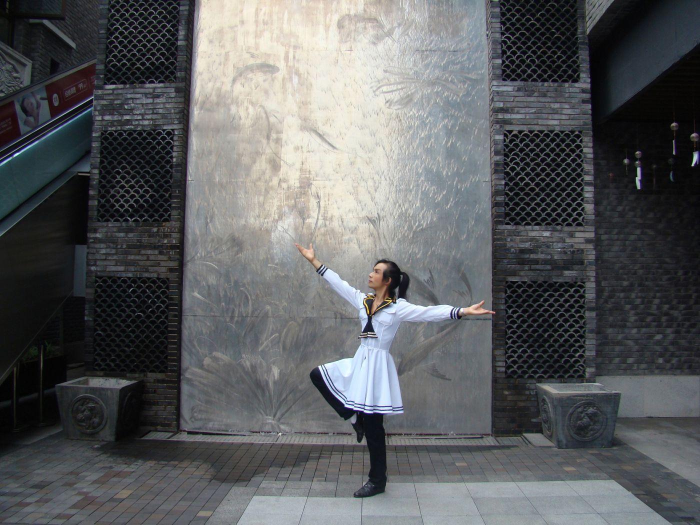 重庆长嘉汇弹子石老街_图1-3