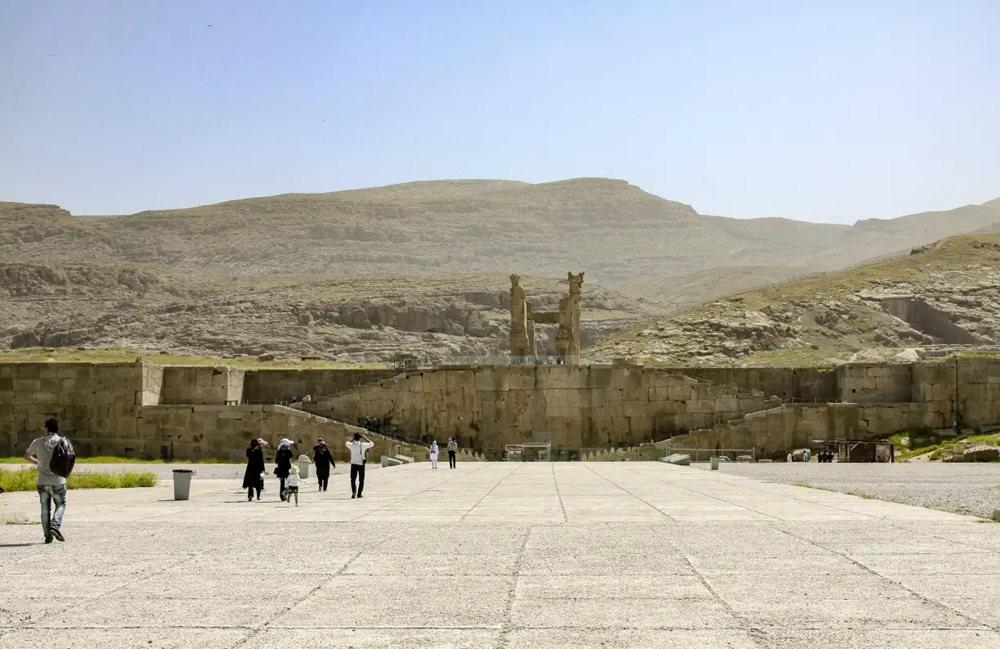 伊斯法罕与波斯波利斯遗址_图1-14