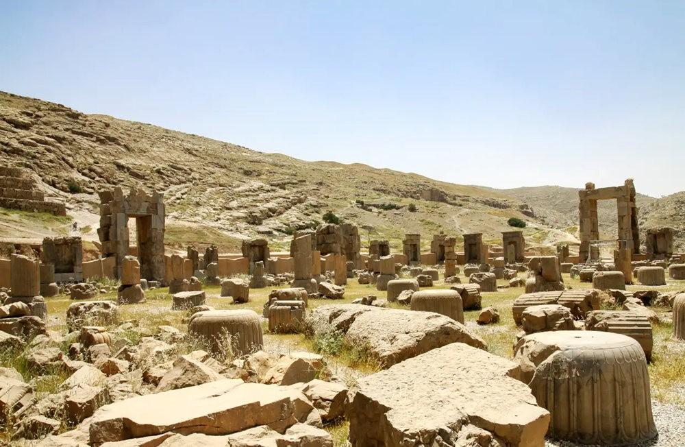 伊斯法罕与波斯波利斯遗址_图1-15