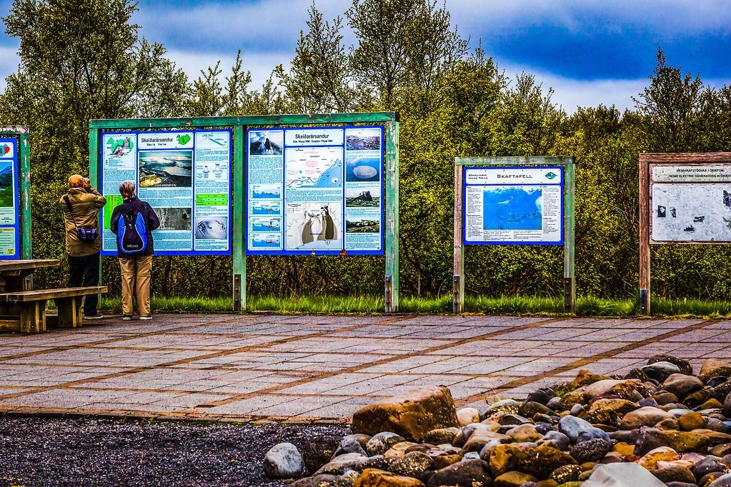冰岛瓦特纳冰川(Vatna Glacier),走进它_图1-34