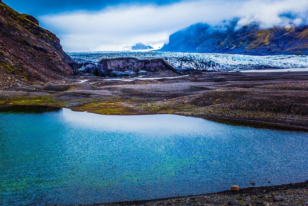 冰岛瓦特纳冰川(Vatna Glacier),走进它_图1-35