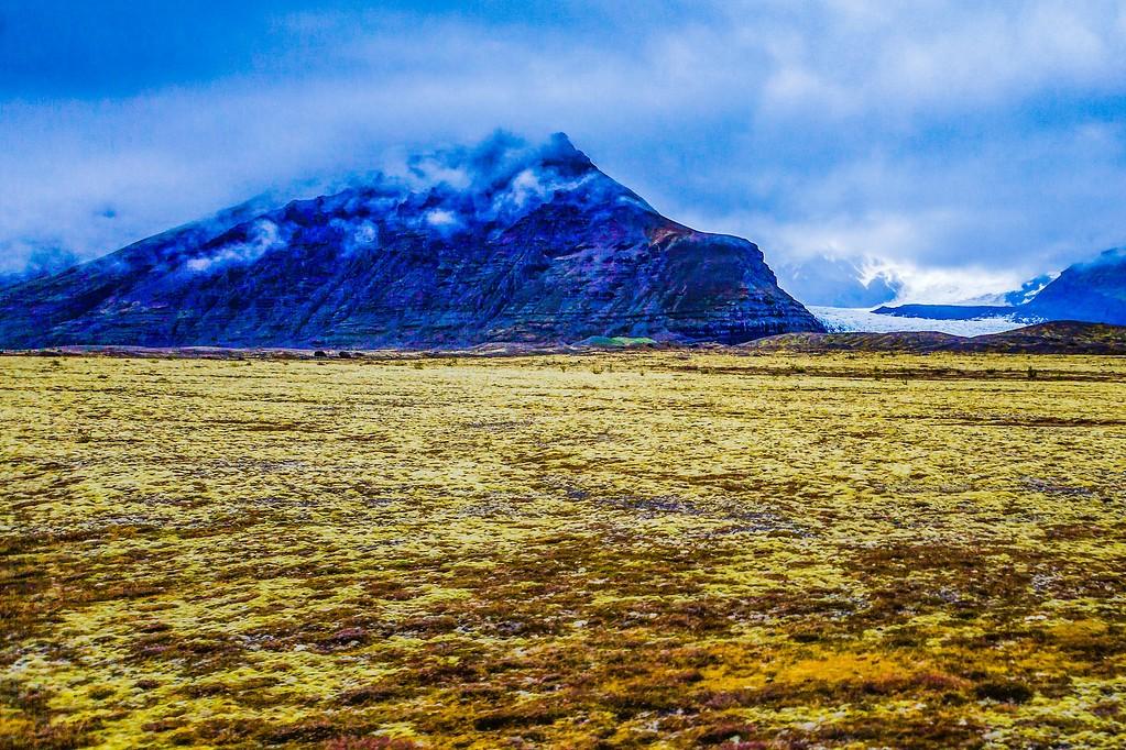 冰岛瓦特纳冰川(Vatna Glacier),走进它_图1-27