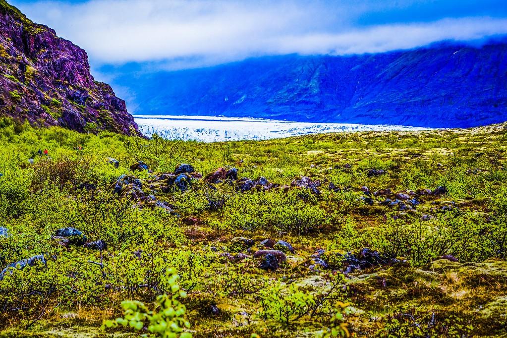 冰岛瓦特纳冰川(Vatna Glacier),走进它_图1-26