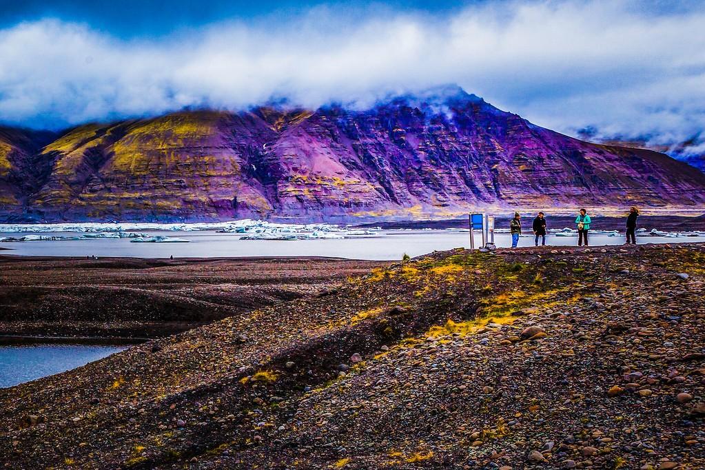 冰岛瓦特纳冰川(Vatna Glacier),走进它_图1-31