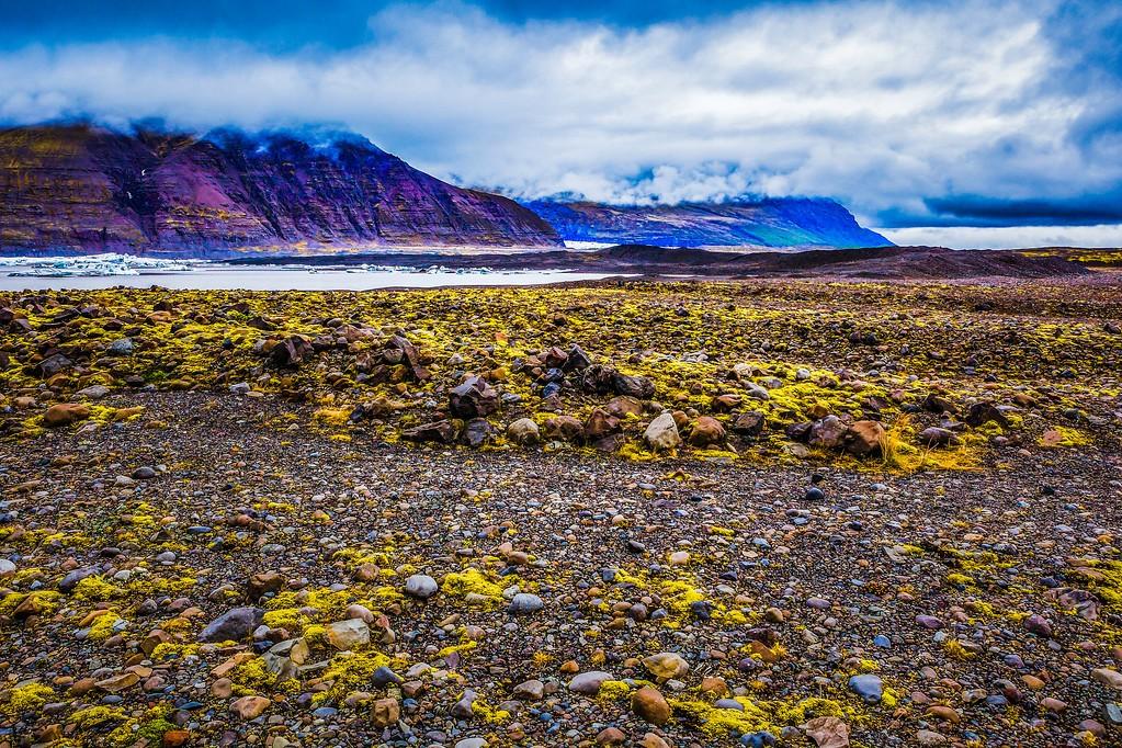 冰岛瓦特纳冰川(Vatna Glacier),走进它_图1-30