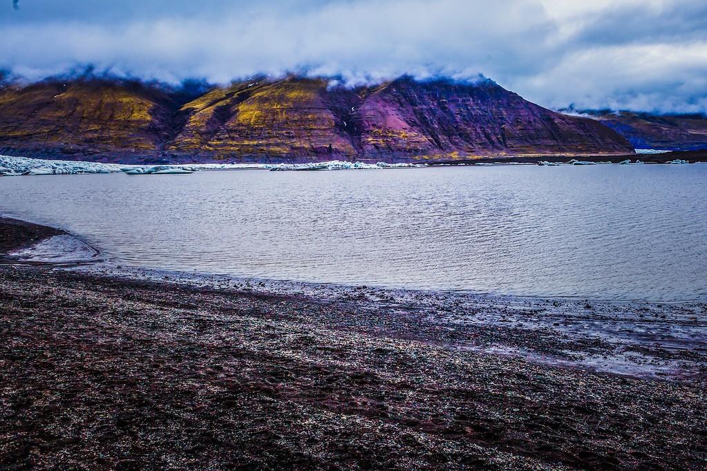 冰岛瓦特纳冰川(Vatna Glacier),走进它_图1-25