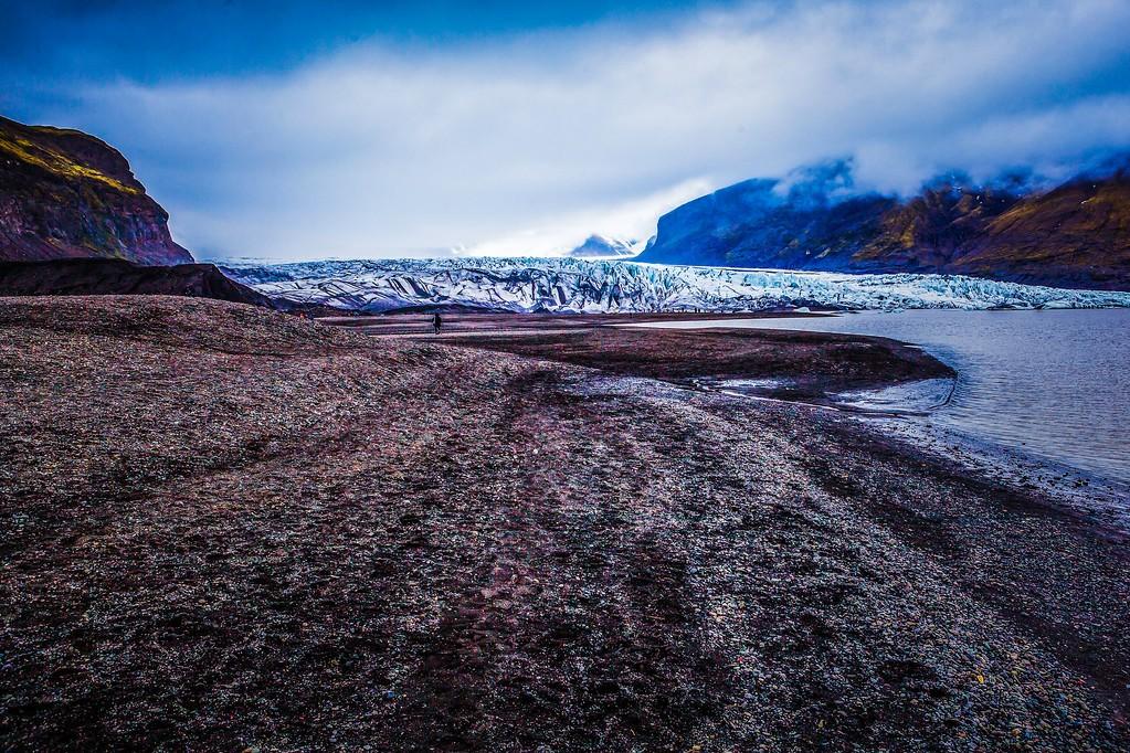冰岛瓦特纳冰川(Vatna Glacier),走进它_图1-21