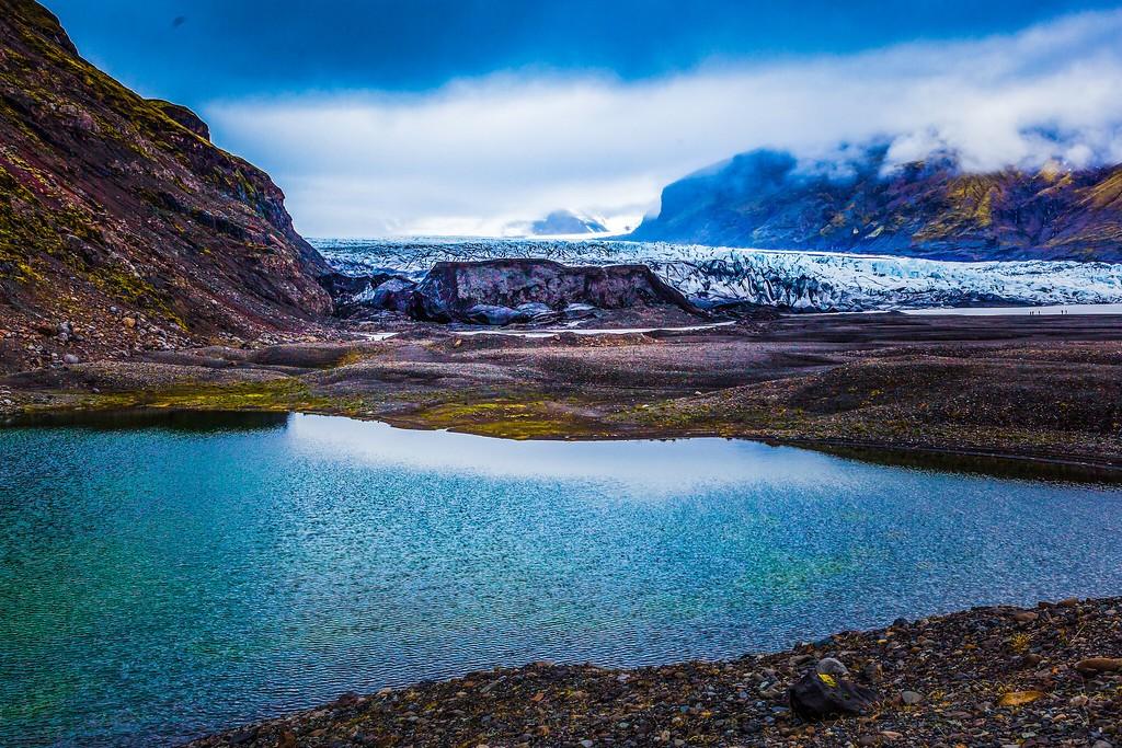 冰岛瓦特纳冰川(Vatna Glacier),走进它_图1-20