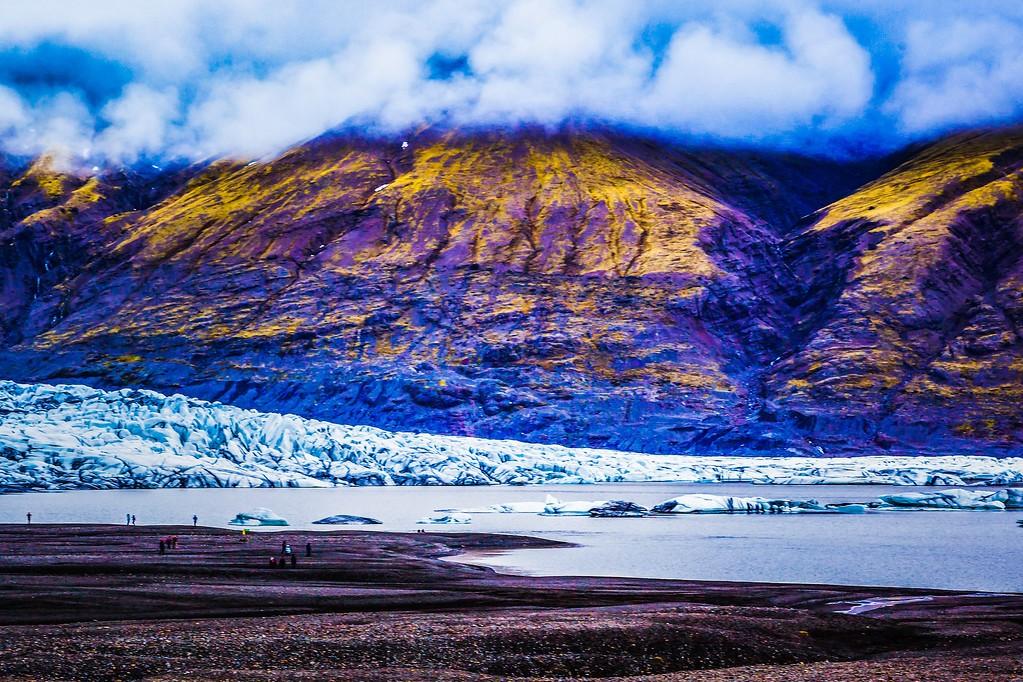 冰岛瓦特纳冰川(Vatna Glacier),走进它_图1-19