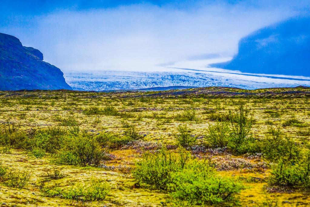 冰岛瓦特纳冰川(Vatna Glacier),走进它_图1-12