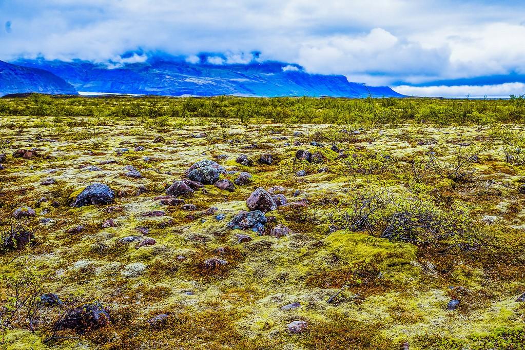 冰岛瓦特纳冰川(Vatna Glacier),走进它_图1-11