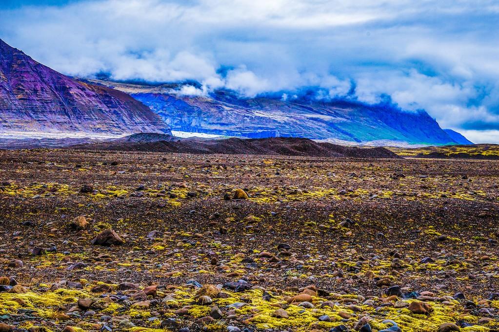 冰岛瓦特纳冰川(Vatna Glacier),走进它_图1-5