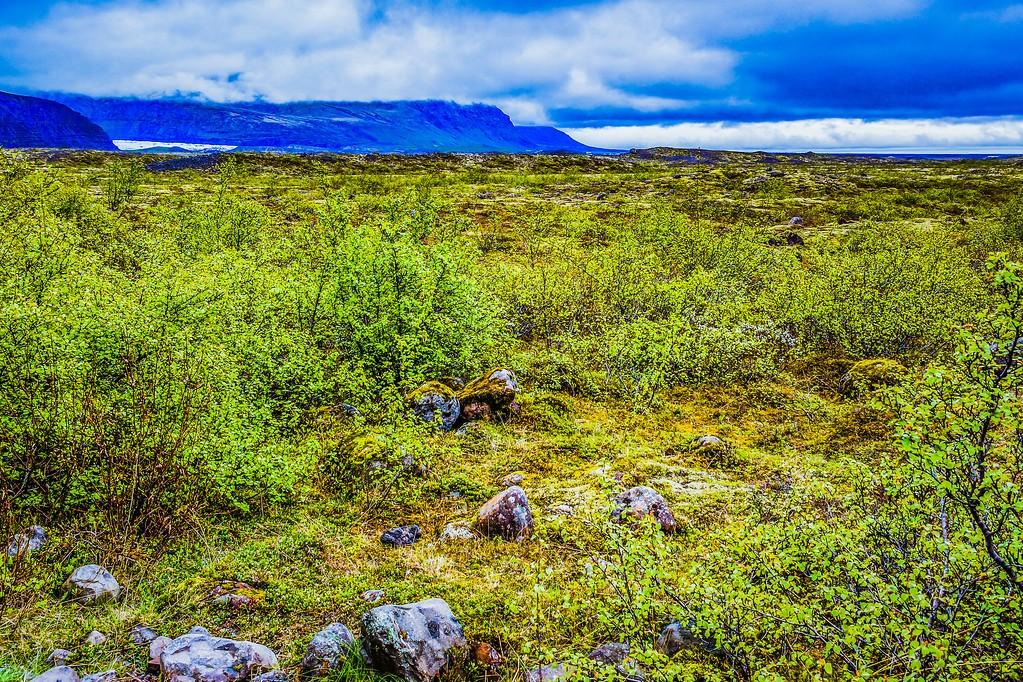 冰岛瓦特纳冰川(Vatna Glacier),走进它_图1-6
