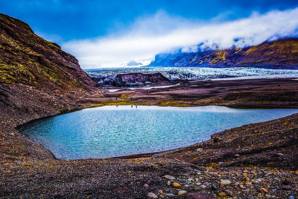 冰岛瓦特纳冰川(Vatna Glacier),走进它_图1-1