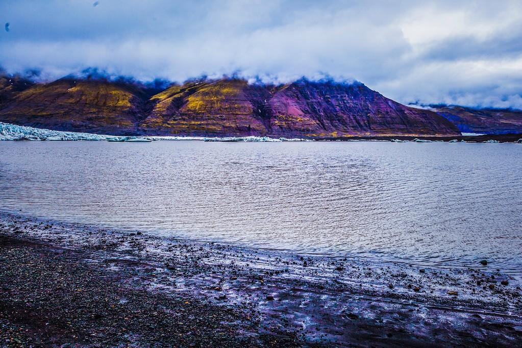 冰岛瓦特纳冰川(Vatna Glacier),走进它_图1-4