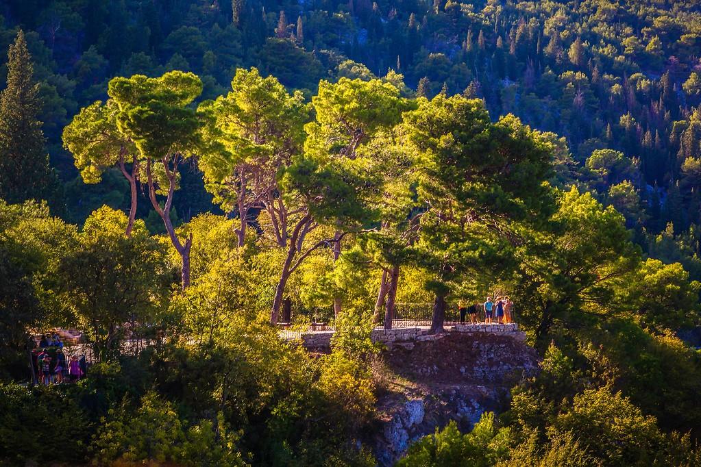 克罗地亚克尔卡国家公园(Krka National Park),脚下的瀑布_图1-9