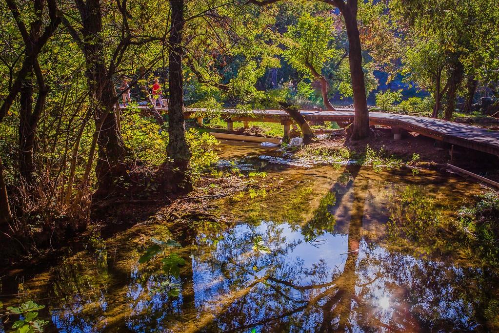 克罗地亚克尔卡国家公园(Krka National Park),脚下的瀑布_图1-19