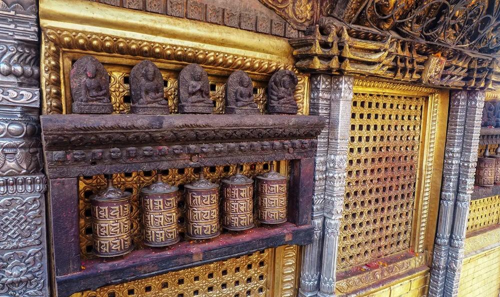 猴庙与博达佛塔.加德满都朝圣之地_图1-9