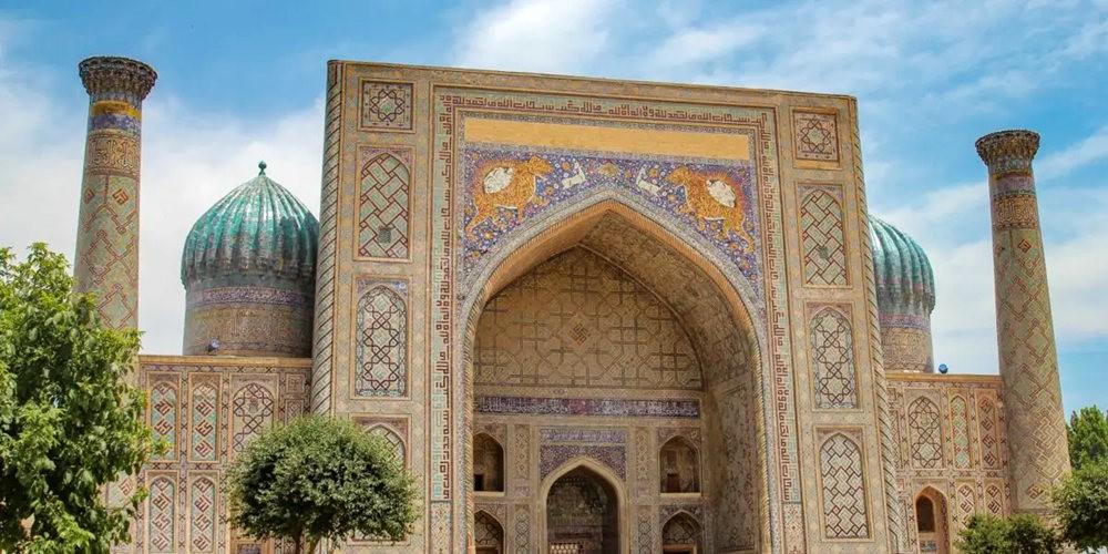 乌兹别克斯坦之--撒马尔罕,希瓦和布哈拉_图1-1