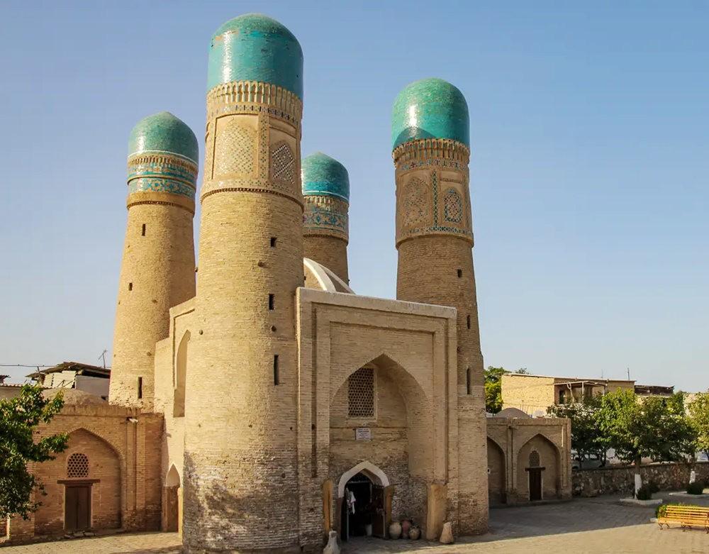 乌兹别克斯坦之--撒马尔罕,希瓦和布哈拉_图1-2