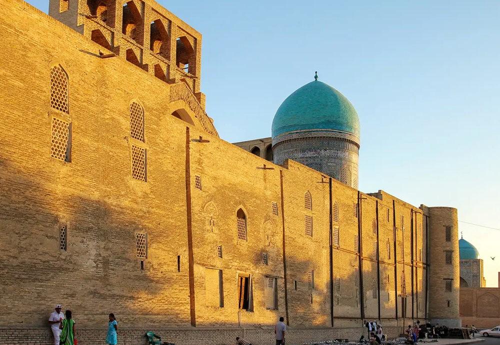 乌兹别克斯坦之--撒马尔罕,希瓦和布哈拉_图1-3