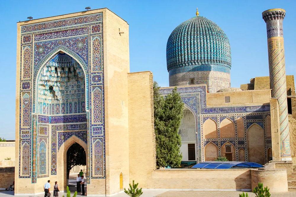 乌兹别克斯坦之--撒马尔罕,希瓦和布哈拉_图1-5