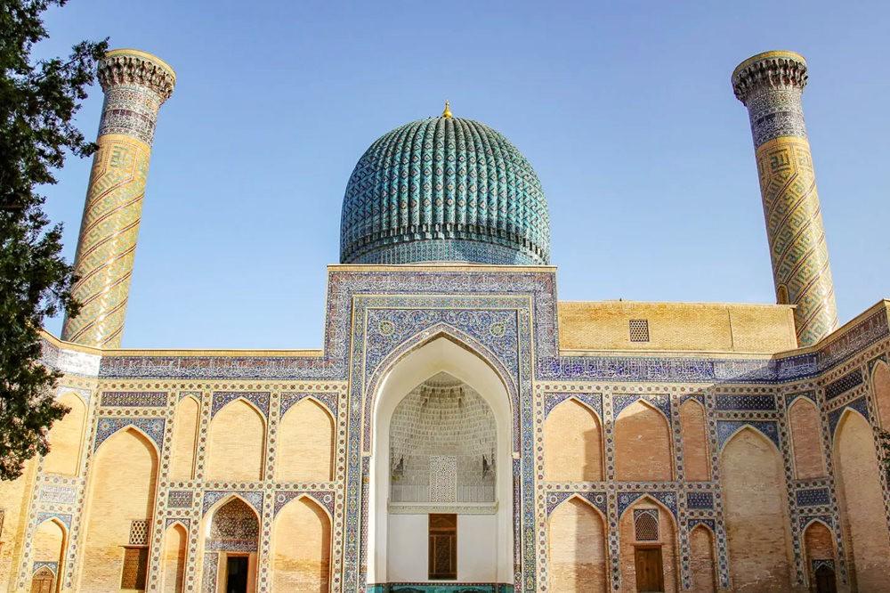 乌兹别克斯坦之--撒马尔罕,希瓦和布哈拉_图1-6