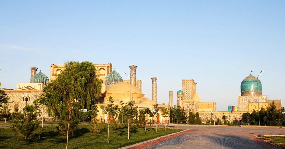 乌兹别克斯坦之--撒马尔罕,希瓦和布哈拉_图1-7