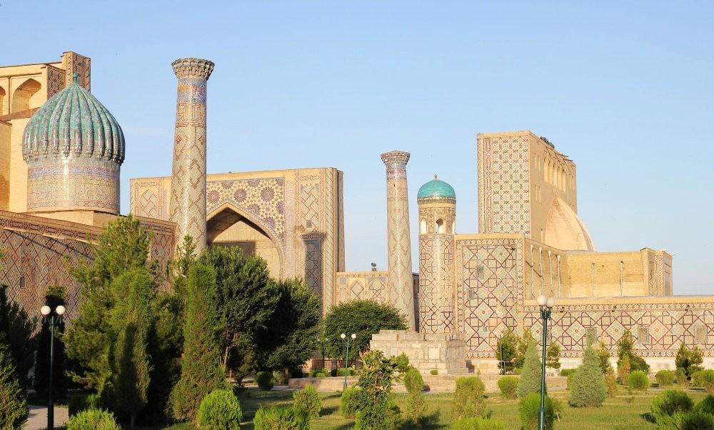 乌兹别克斯坦之--撒马尔罕,希瓦和布哈拉_图1-8