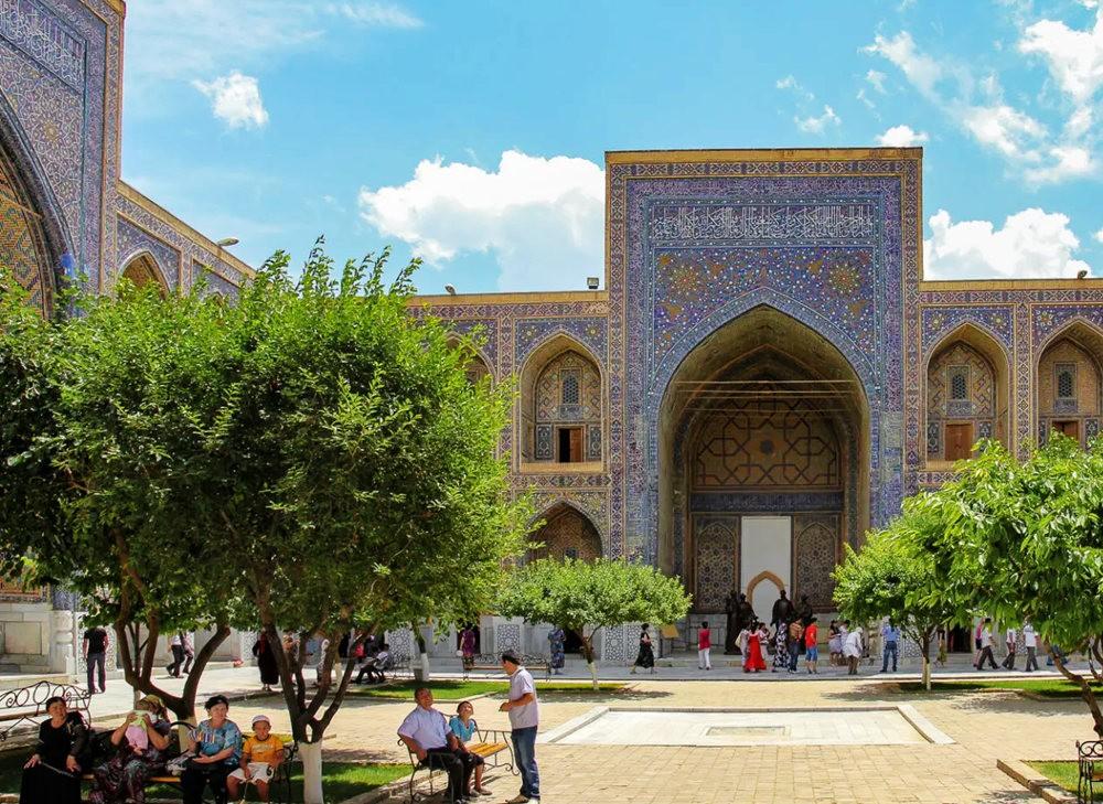 乌兹别克斯坦之--撒马尔罕,希瓦和布哈拉_图1-9