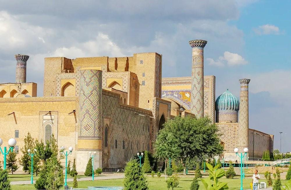 乌兹别克斯坦之--撒马尔罕,希瓦和布哈拉_图1-11