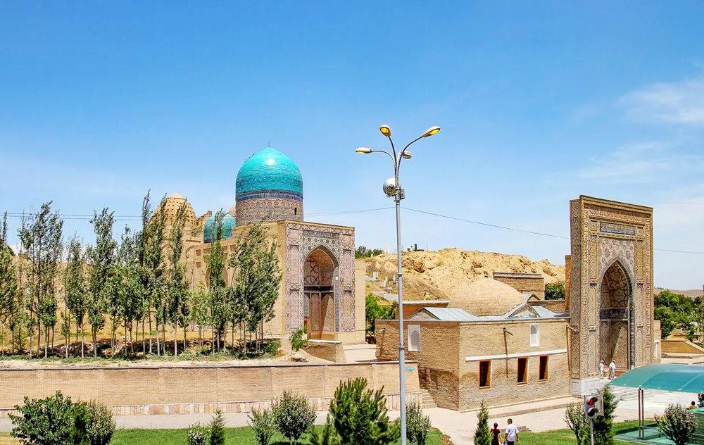 乌兹别克斯坦之--撒马尔罕,希瓦和布哈拉_图1-12