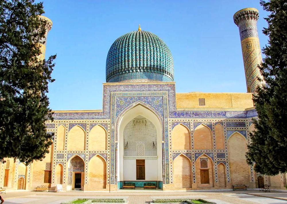乌兹别克斯坦之--撒马尔罕,希瓦和布哈拉_图1-13