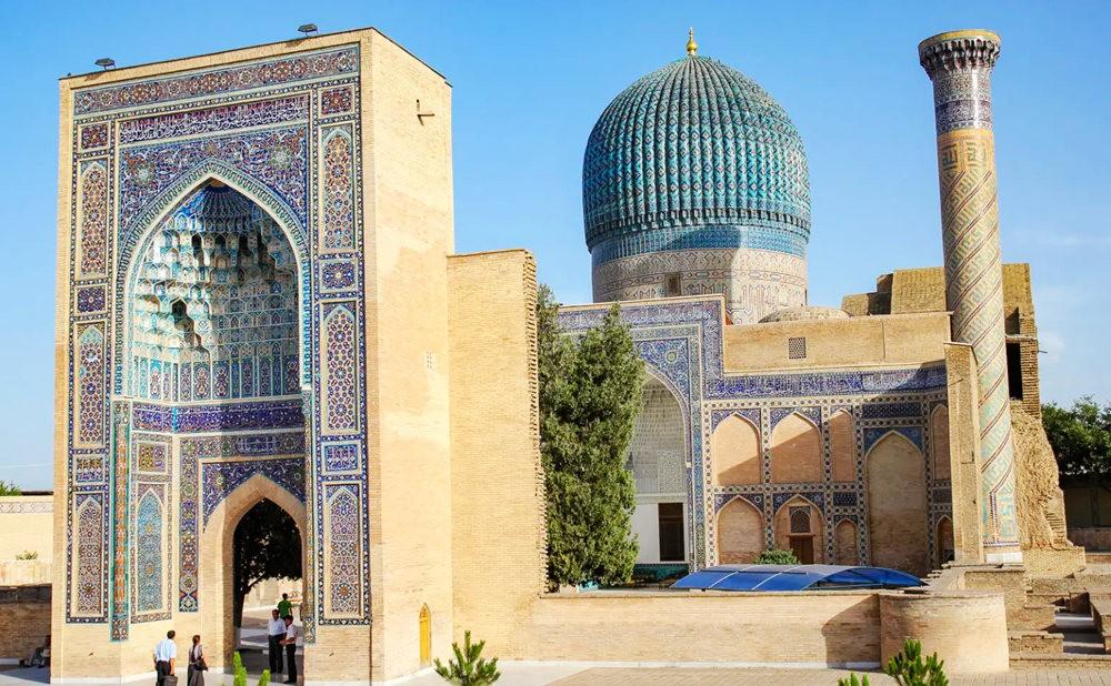 乌兹别克斯坦之--撒马尔罕,希瓦和布哈拉_图1-14