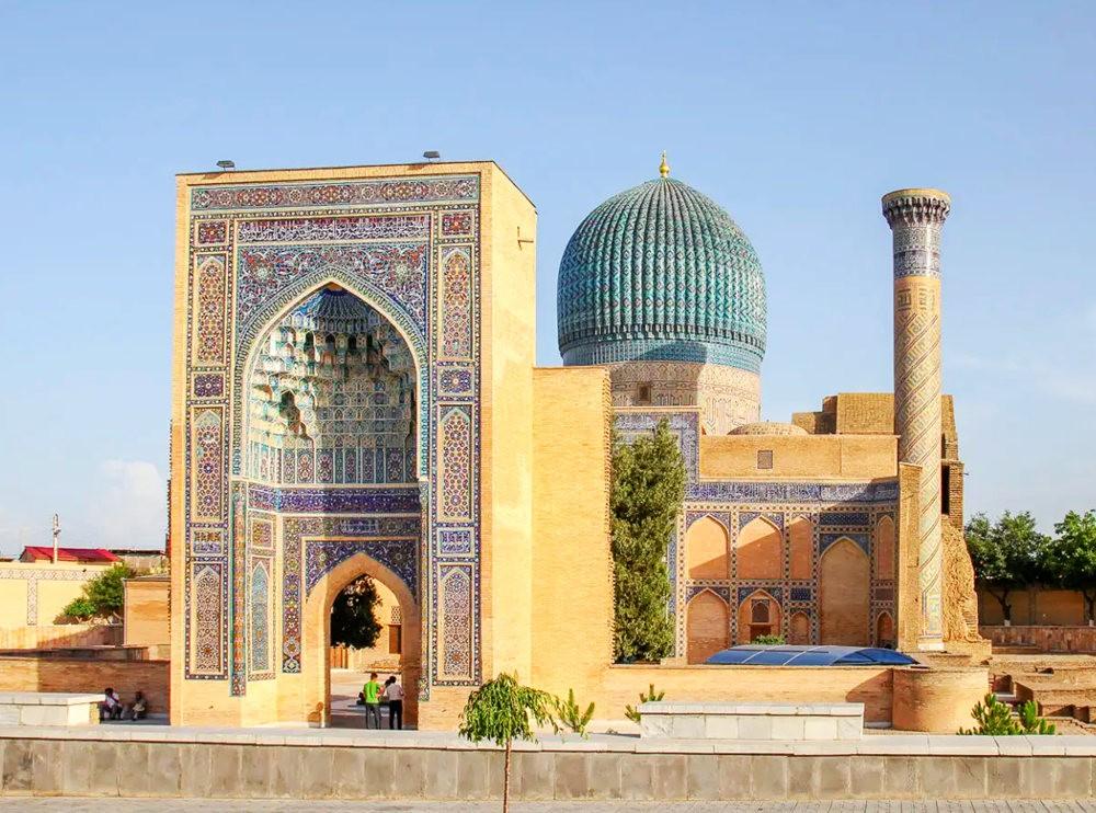 乌兹别克斯坦之--撒马尔罕,希瓦和布哈拉_图1-15