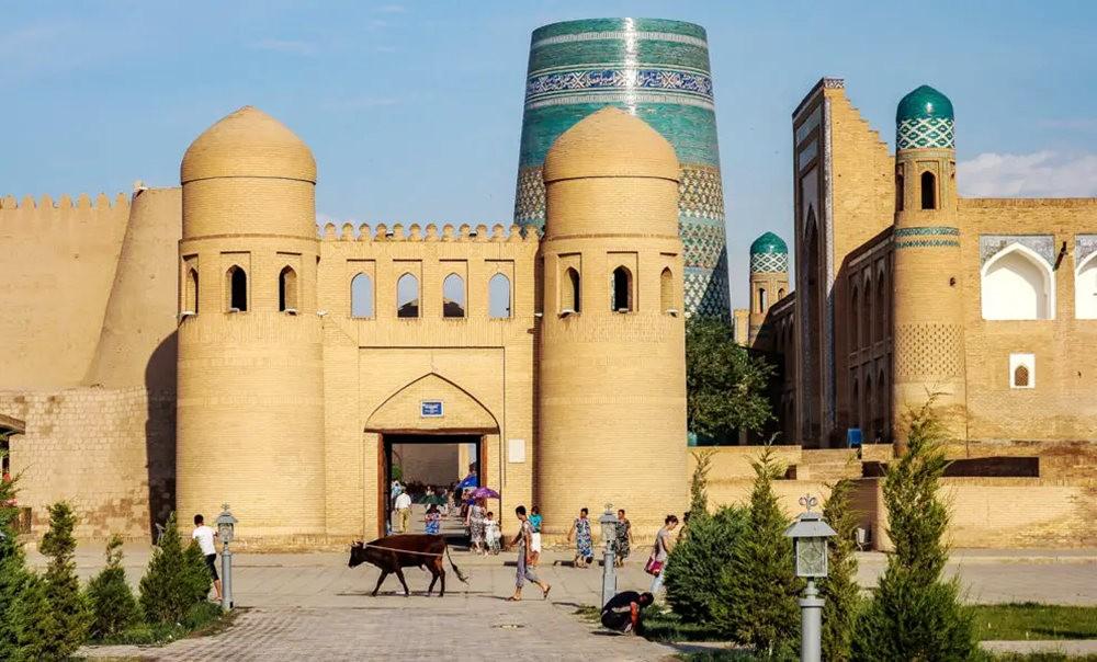 乌兹别克斯坦之--撒马尔罕,希瓦和布哈拉_图1-16
