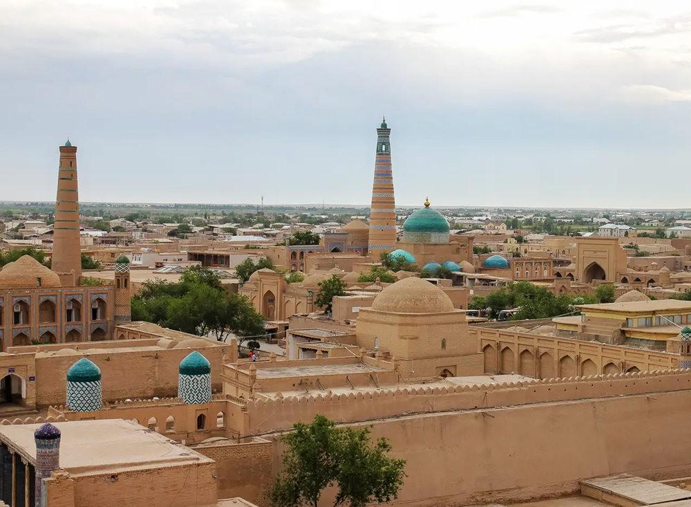 乌兹别克斯坦之--撒马尔罕,希瓦和布哈拉_图1-17
