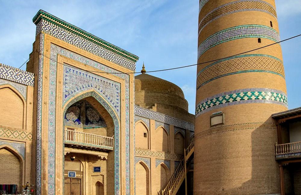乌兹别克斯坦之--撒马尔罕,希瓦和布哈拉_图1-18
