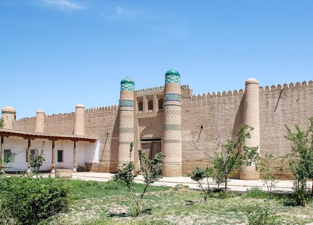 乌兹别克斯坦之--撒马尔罕,希瓦和布哈拉_图1-19