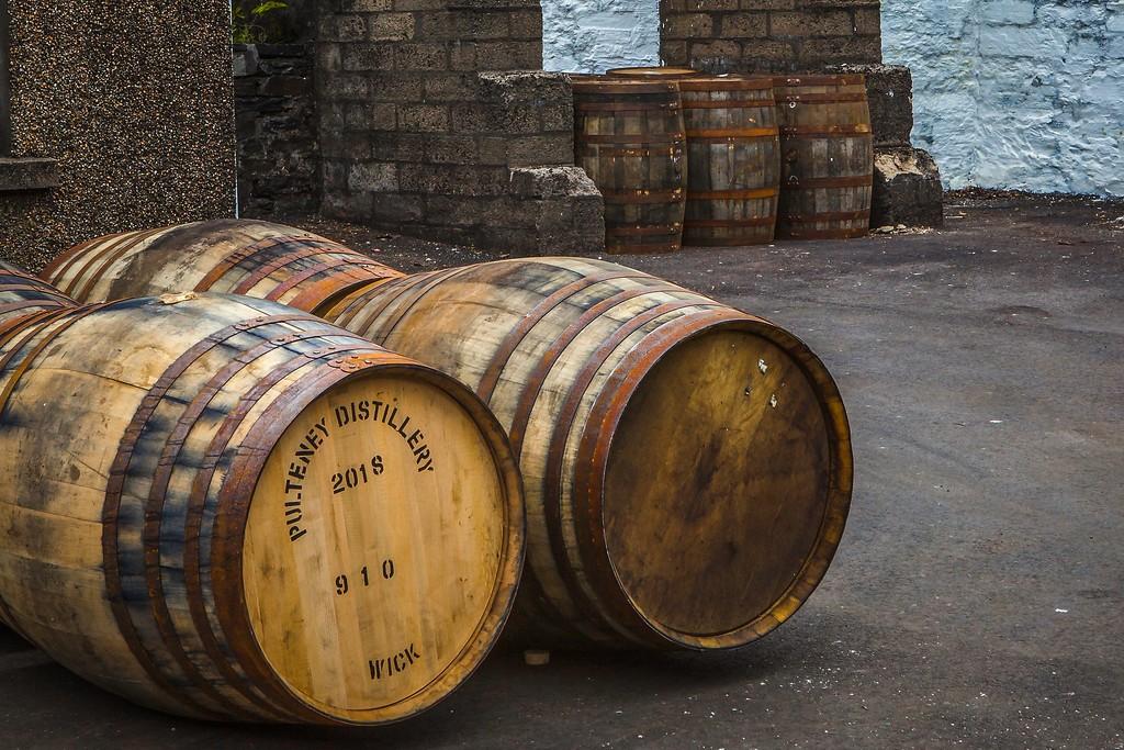 苏格兰著名威士忌酒庄,探秘走访_图1-25