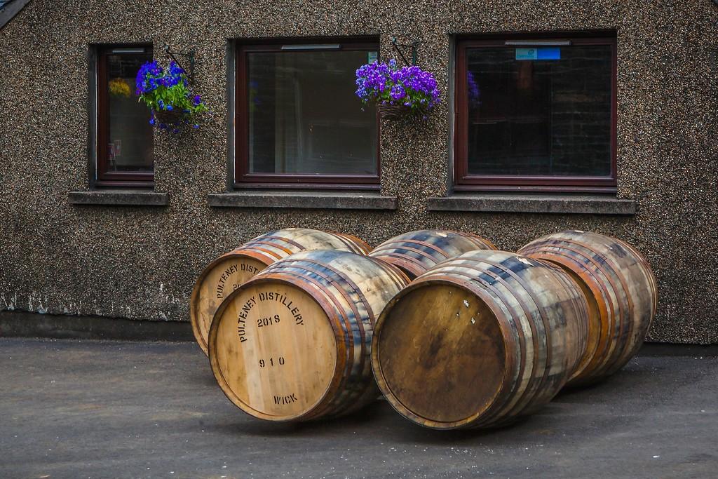 苏格兰著名威士忌酒庄,探秘走访_图1-23