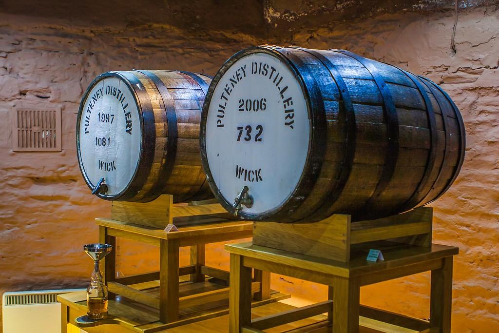苏格兰著名威士忌酒庄,探秘走访_图1-24