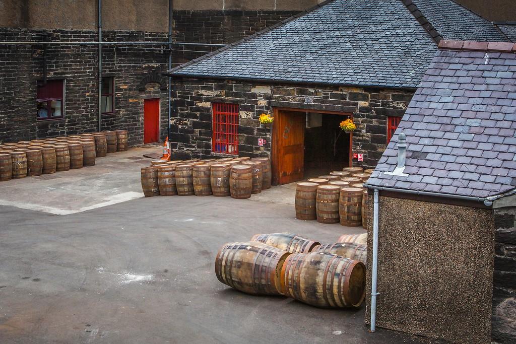 苏格兰著名威士忌酒庄,探秘走访_图1-20