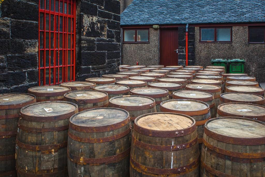 苏格兰著名威士忌酒庄,探秘走访_图1-11